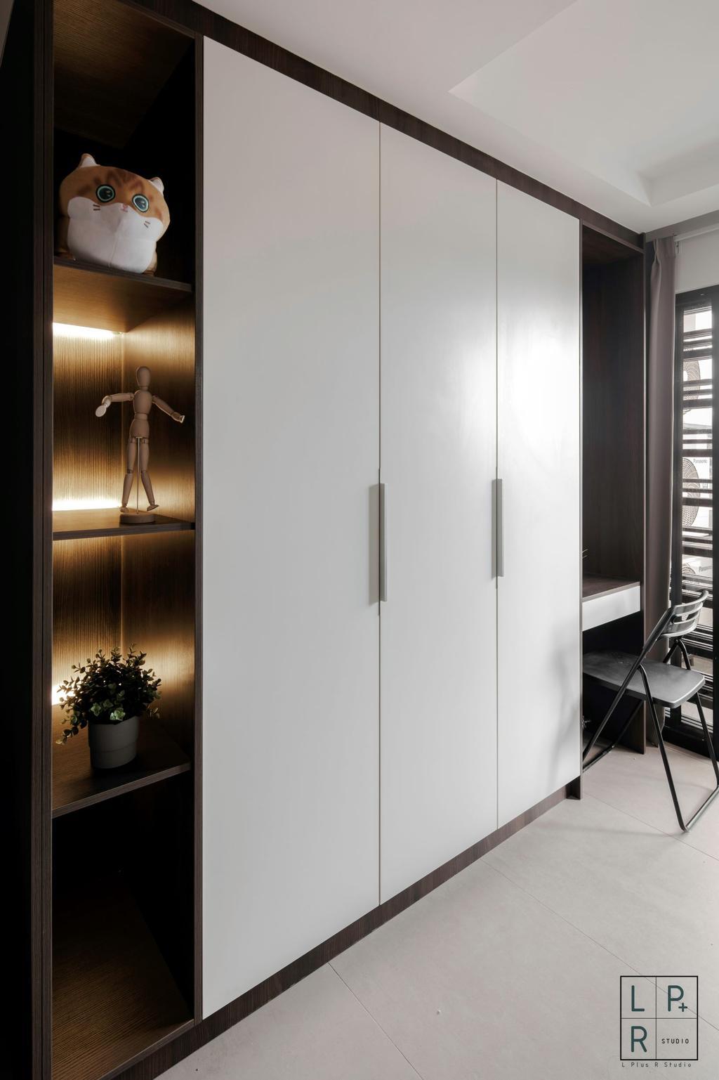 Modern, Landed, Bedroom, Kajang, Interior Designer, L Plus R Interior Design and Renovation, Minimalistic, Contemporary