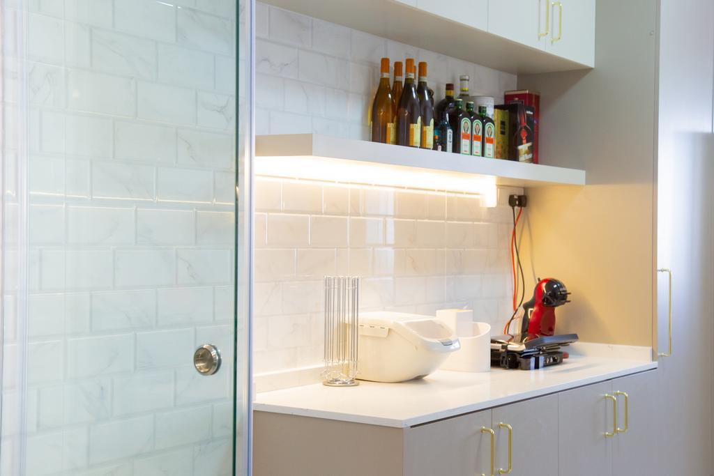 Contemporary, HDB, Kitchen, Potong Pasir Avenue 1, Interior Designer, Laurus Design