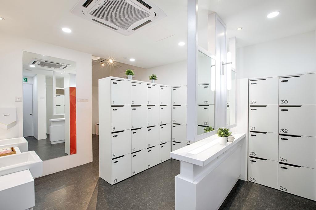 Daily Muscle, Glomac Damansara, Commercial, Interior Designer, GI Design Sdn Bhd, Minimalistic