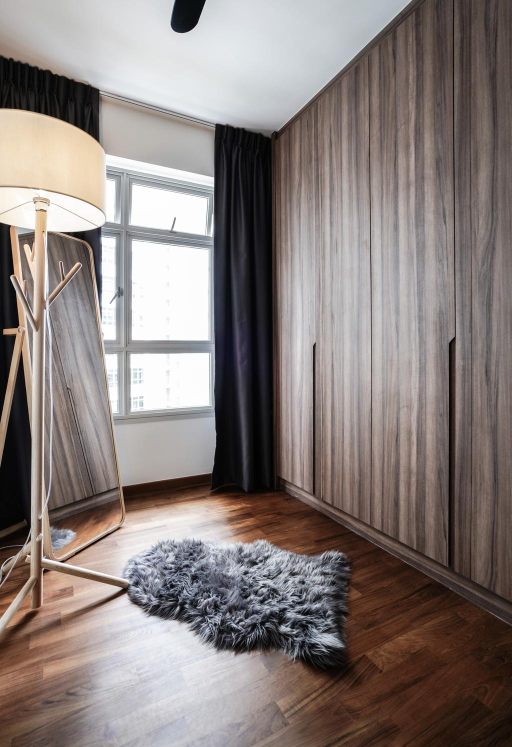 Modern, HDB, Bedroom, Sumang Walk, Interior Designer, Couple Abode