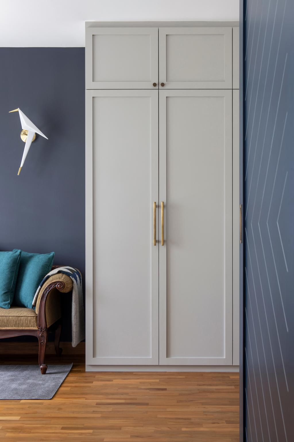 Eclectic, HDB, Living Room, Compassvale Lane, Interior Designer, Adroit ID