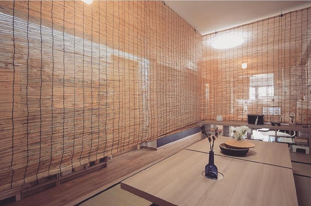 Minimalistic, HDB, Living Room, Clementi Avenue 4, Interior Designer, Le Bleu Art