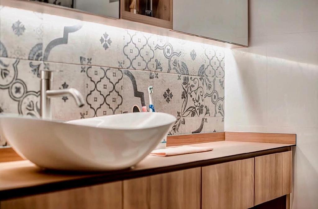Minimalistic, HDB, Bathroom, Bukit Batok West Avenue 6, Interior Designer, Le Bleu Art