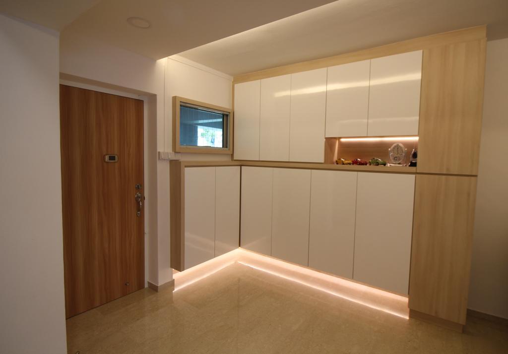 Minimalistic, HDB, Living Room, Choa Chu Kang Street 51, Interior Designer, Renologist, Modern