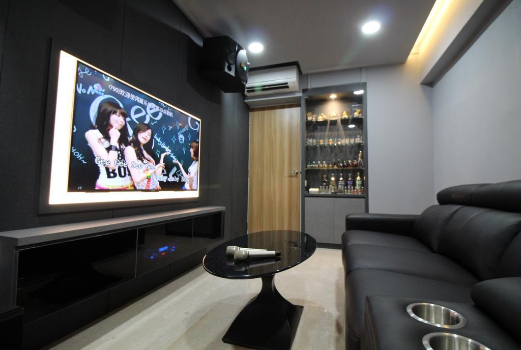Minimalistic, HDB, Bedroom, Choa Chu Kang Street 51, Interior Designer, Renologist, Modern