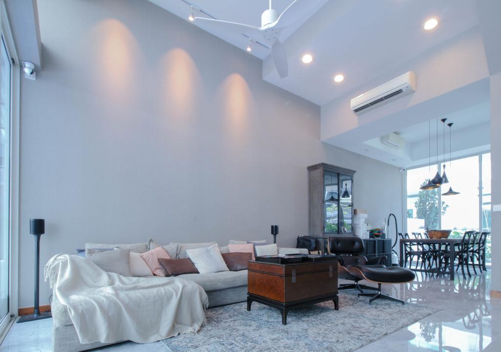 Contemporary, Condo, Caban At Sunrise Terrace, Interior Designer, Sense & Semblance