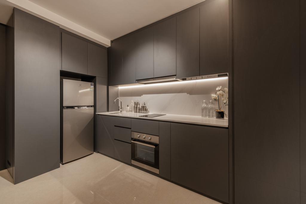 Modern, Condo, Kingsford Waterbay, Interior Designer, Mr Shopper Studio, Contemporary