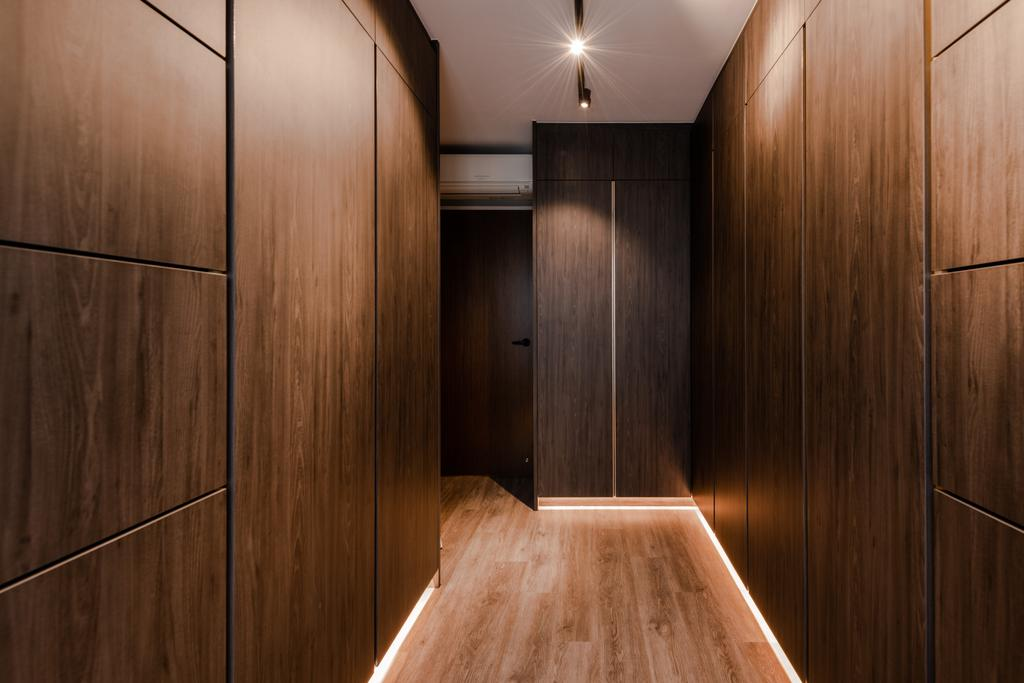Contemporary, Condo, Bedroom, City View, Interior Designer, Mr Shopper Studio