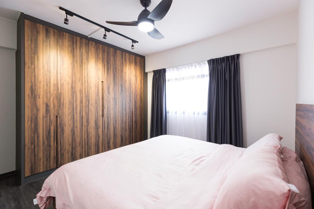 Contemporary, HDB, Bedok Reservoir View, Interior Designer, Yang's Inspiration Design
