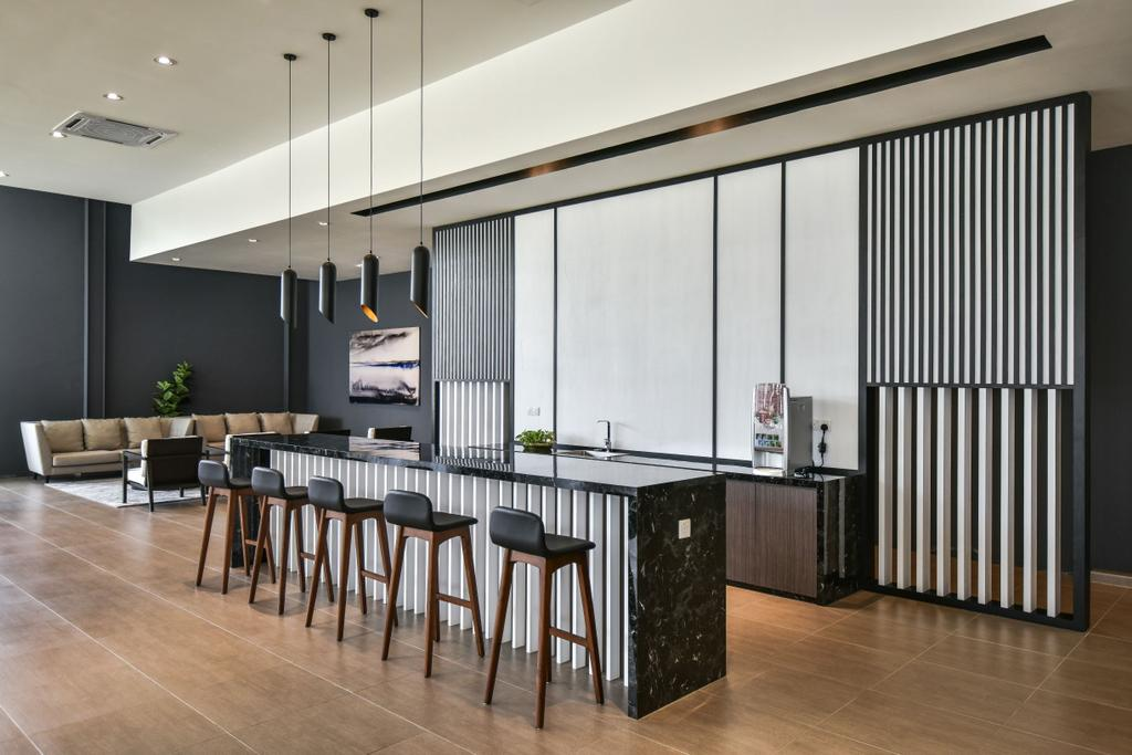 Amverton Gallery, Kota Kemuning, Commercial, Interior Designer, SQFT Space Design Management, Modern