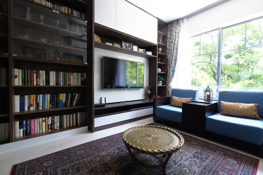 Modern, Condo, Living Room, Sunrise Avenue, Interior Designer, Starry Homestead