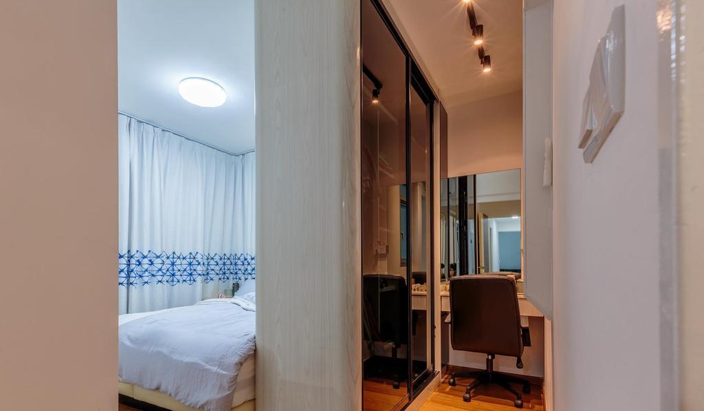 Modern, HDB, Bedroom, Teban Garden, Interior Designer, Patrick's Interior Dezign