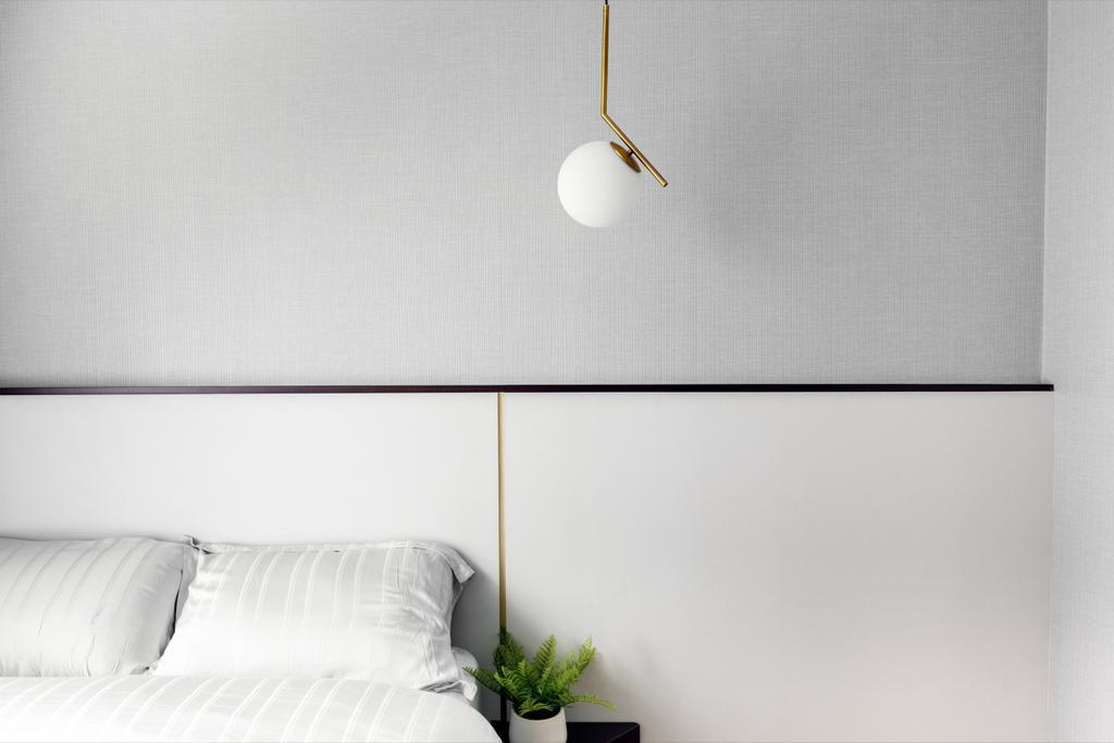 Modern, Condo, Bedroom, Eon Shenton, Interior Designer, The Local INN.terior 新家室, Minimalistic