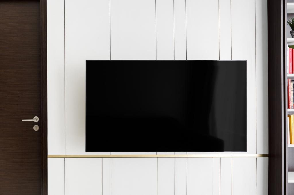 Modern, Condo, Living Room, Eon Shenton, Interior Designer, The Local INN.terior 新家室, Minimalistic