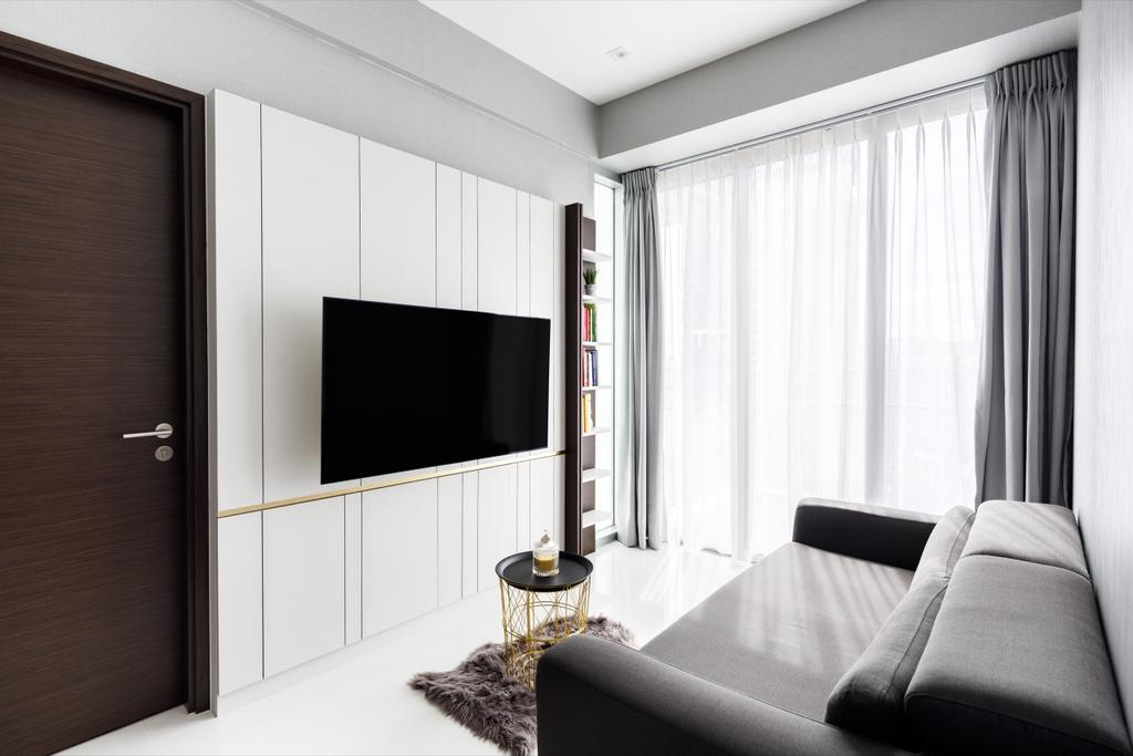 Modern, Condo, Eon Shenton, Interior Designer, The Local INN.terior 新家室, Minimalistic