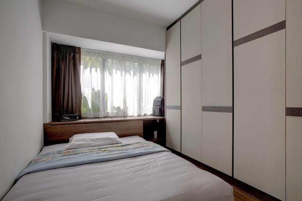 Modern, Condo, Bedroom, Sophia Residence, Interior Designer, Space Factor