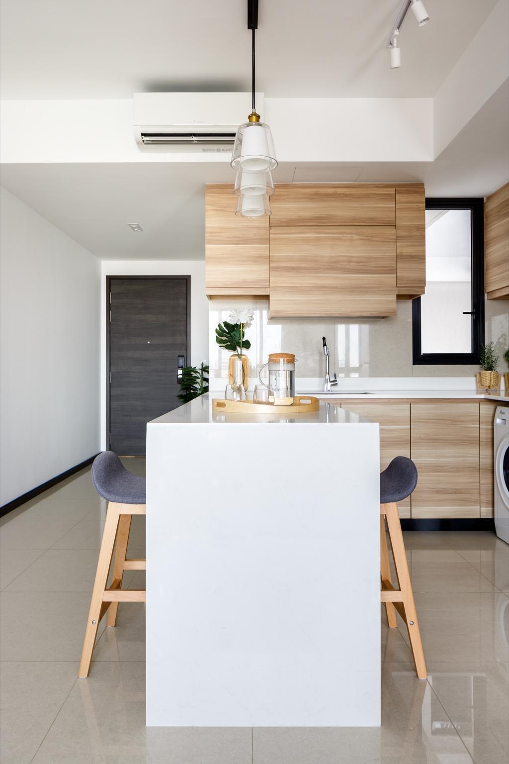 Scandinavian, Condo, The Poiz Residences, Interior Designer, Home Philosophy