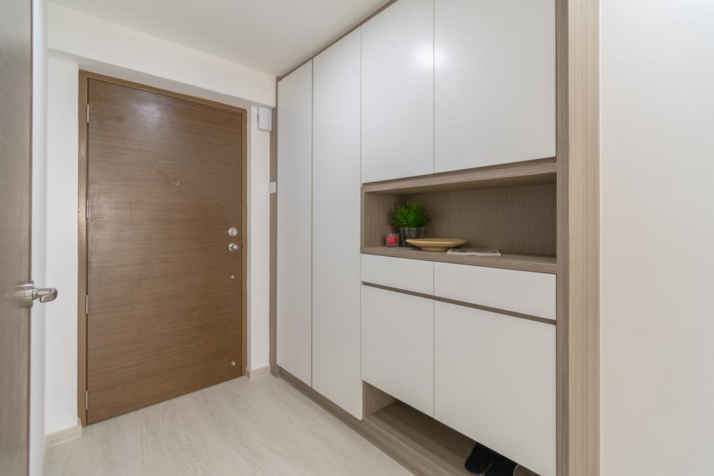 Contemporary, HDB, Living Room, Choa Chu Kang Street 54, Interior Designer, Yang's Inspiration Design