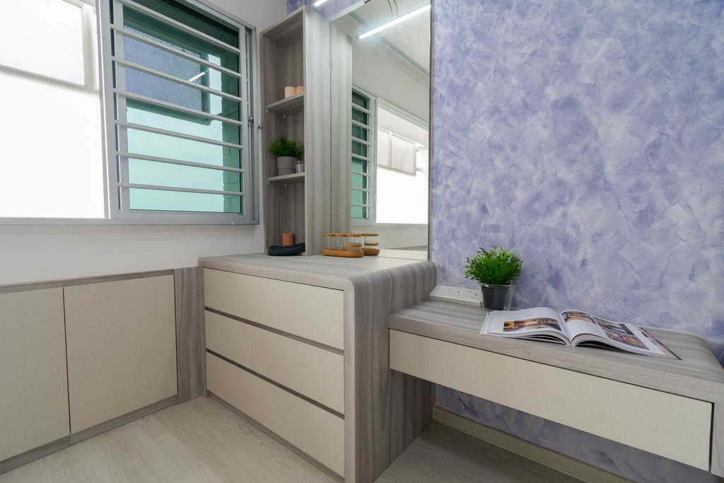 Contemporary, HDB, Choa Chu Kang Street 54, Interior Designer, Yang's Inspiration Design