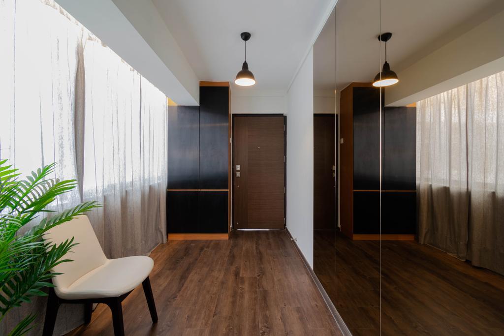 Contemporary, HDB, Choa Chu Kang Street 53, Interior Designer, Yang's Inspiration Design