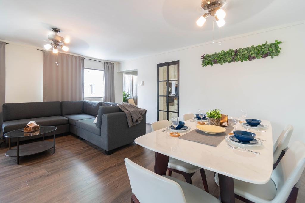 Contemporary, HDB, Dining Room, Choa Chu Kang Street 53, Interior Designer, Yang's Inspiration Design