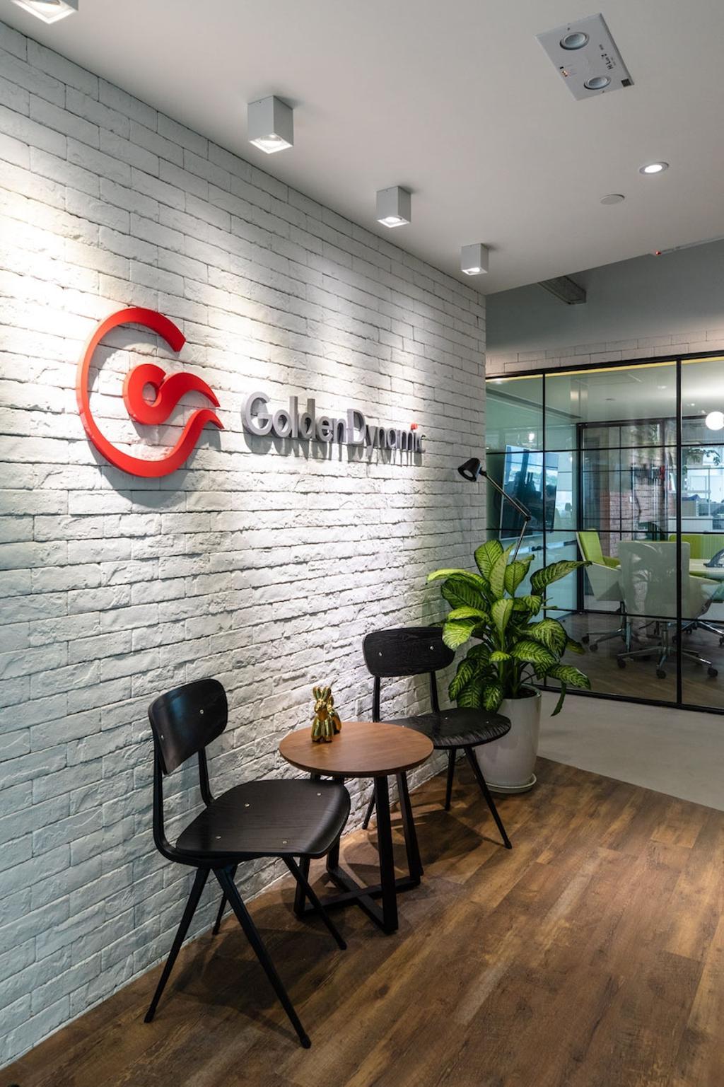 Golden Dynamic Enterprise, 商用, 室內設計師, MAD Studio Limited, 北歐