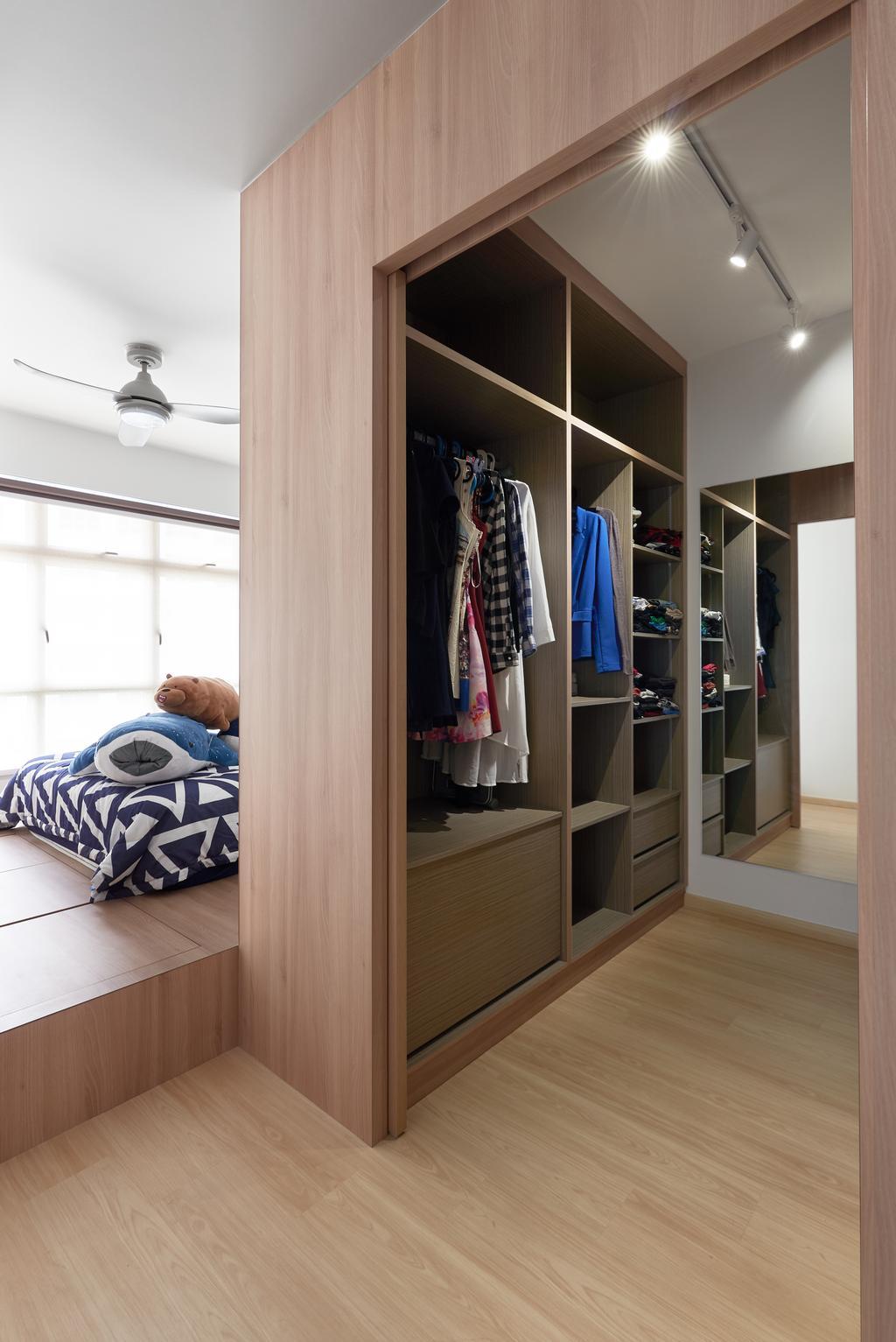 Contemporary, HDB, Sumang Walk, Interior Designer, Charlotte's Carpentry