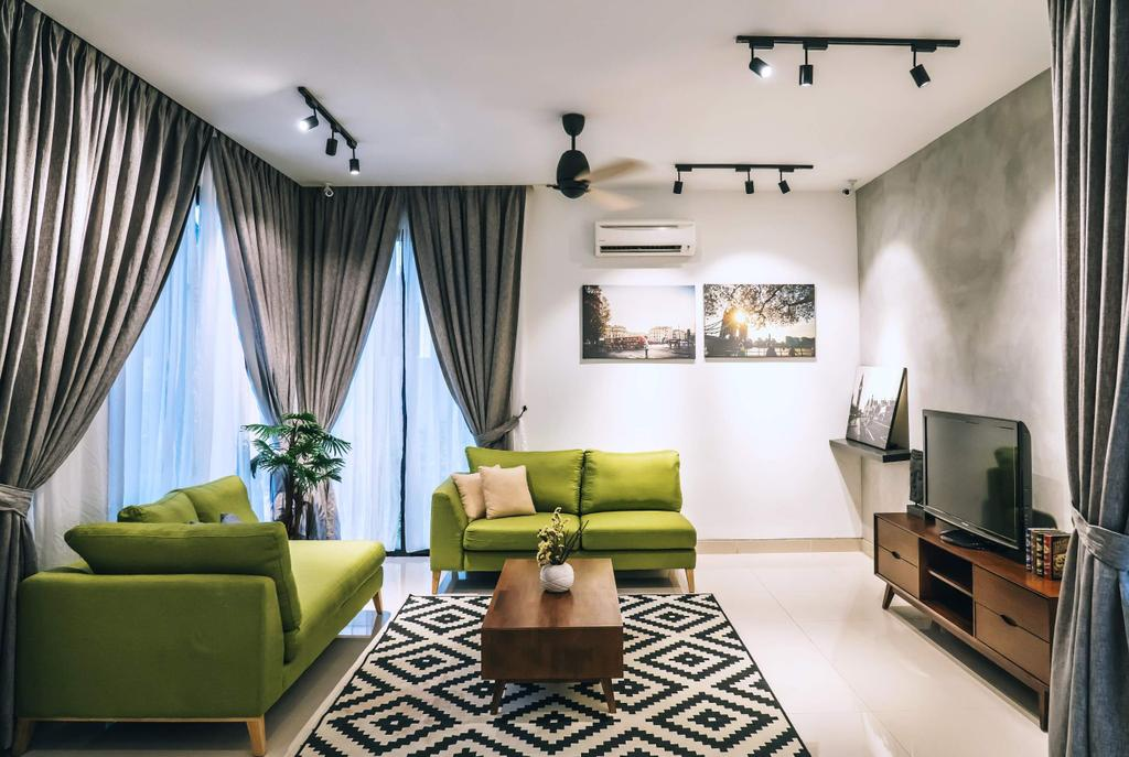 Haven Villa, Perak by Red Land Design