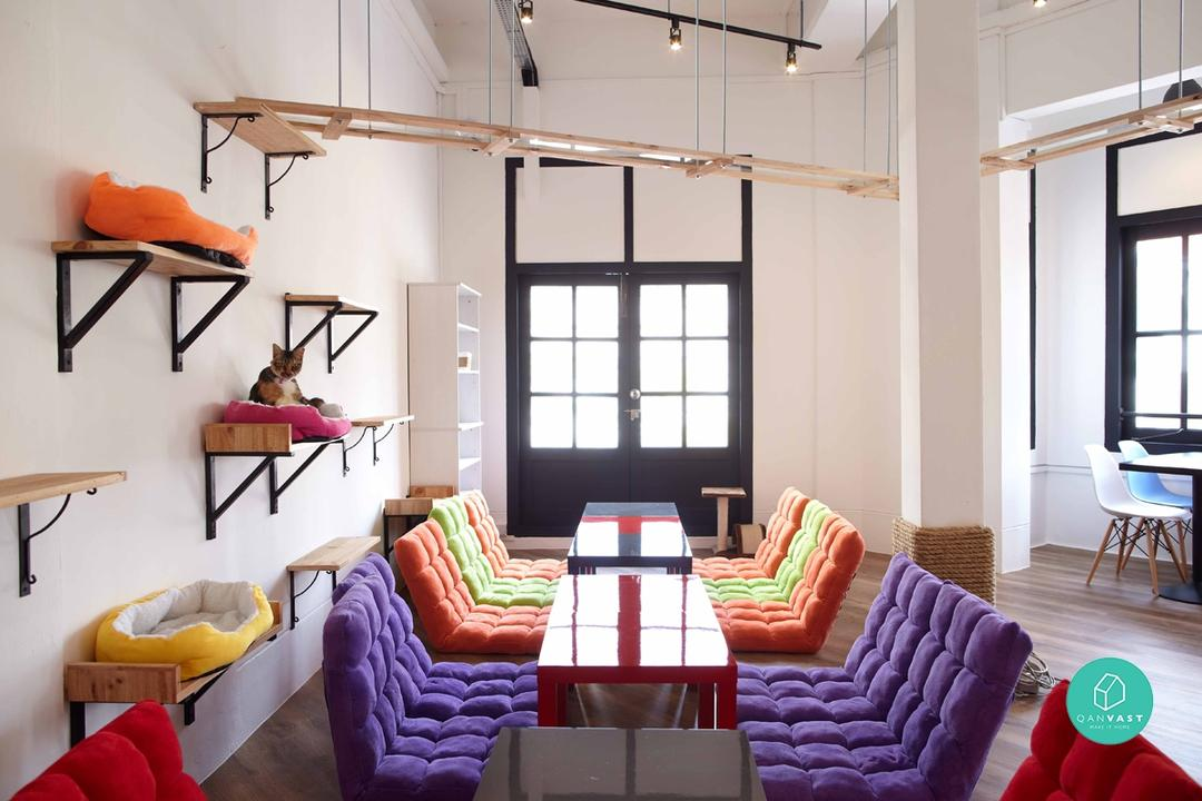 Cool Workplaces in Singapore That Everyone Wants To Work In