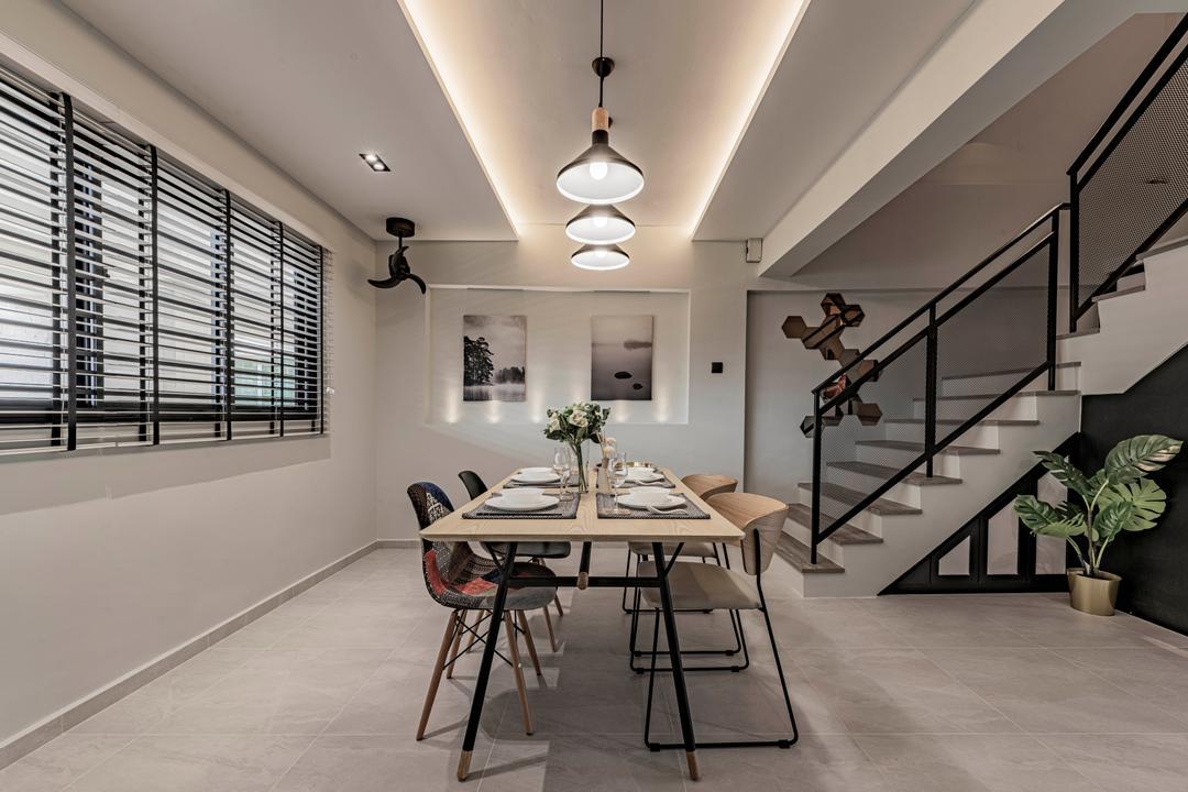 Jurong East Avenue 1 by Escapade Studios