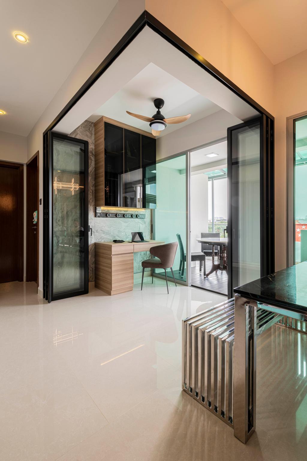 Contemporary, Condo, G Residences, Interior Designer, Butler Interior