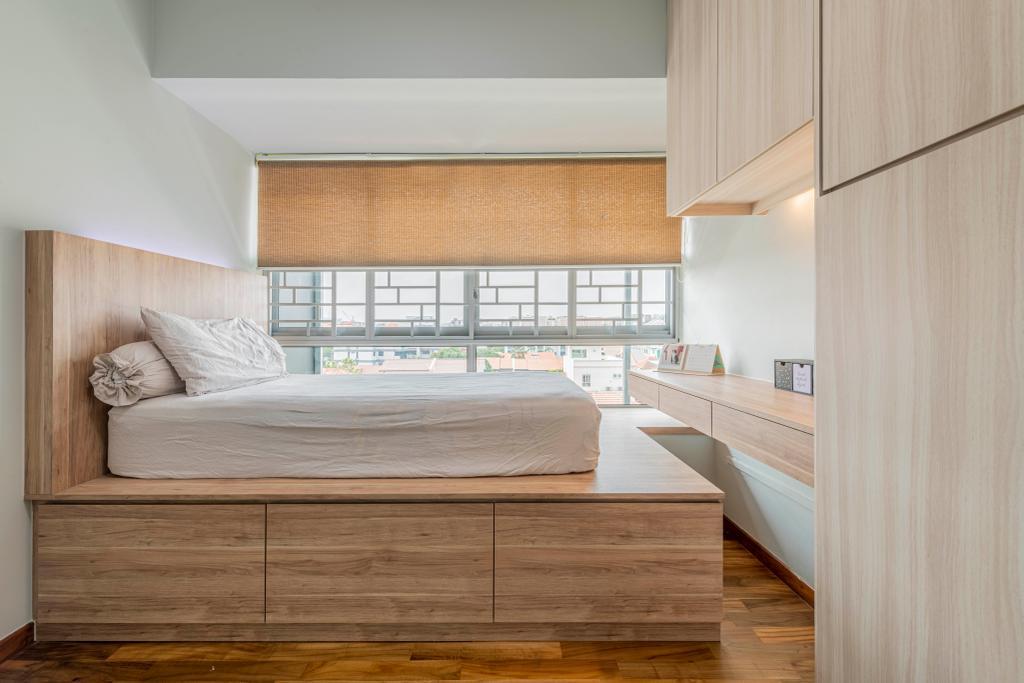Contemporary, Condo, Bedroom, G Residences, Interior Designer, Butler Interior