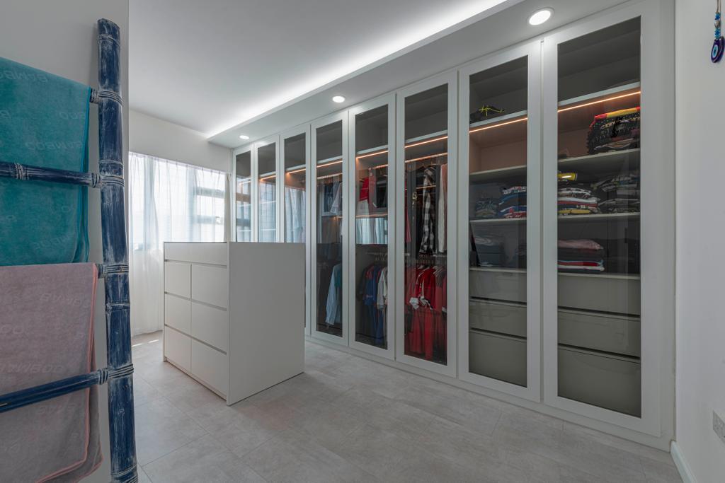 Eclectic, HDB, Woodlands Street 13, Interior Designer, De Exclusive Design Group