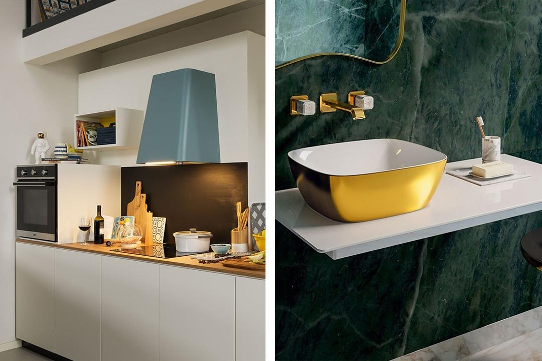 where to shop for coloured kitchen hoods fittings basins and essentials singapore 1