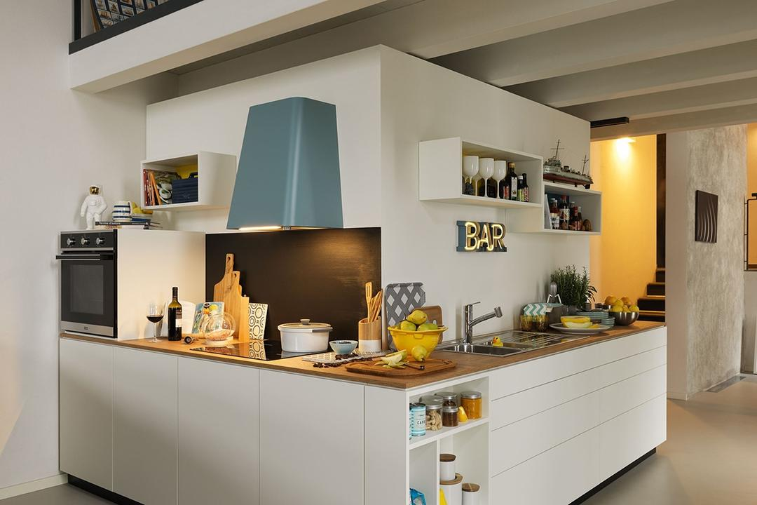 where to shop for coloured kitchen hoods fittings basins and essentials singapore