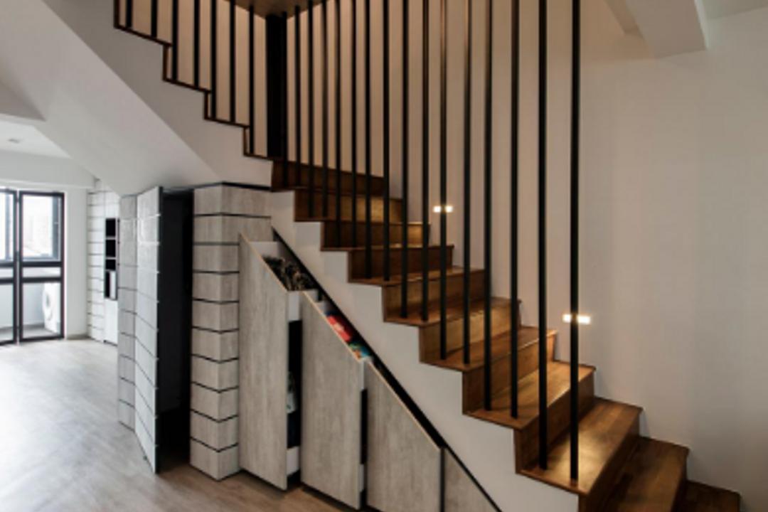 Under stairs renovation ideas