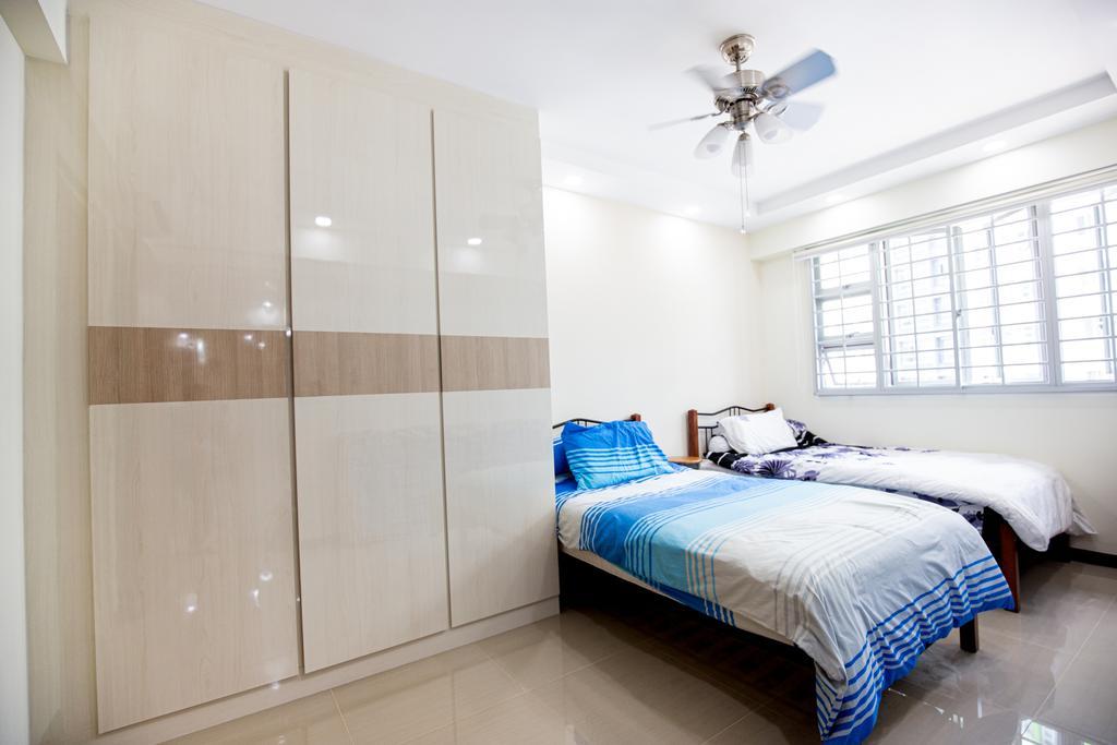Contemporary, HDB, Bedroom, Woodlands Street 13, Interior Designer, Laurus Design