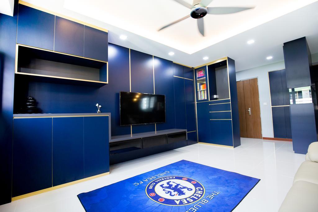 Contemporary, HDB, Living Room, Tampines Avenue 9, Interior Designer, Laurus Design