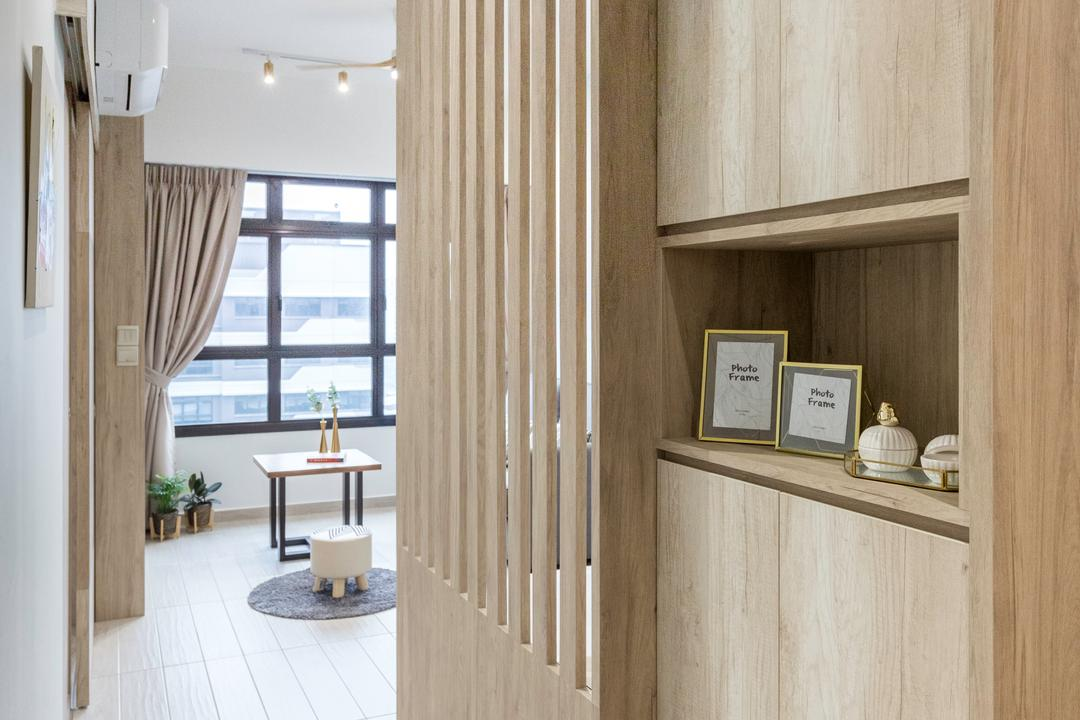 Canberra Crescent by The Makers Design Studio