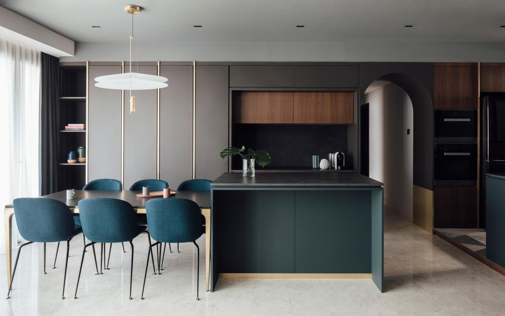 Park Infinia by Hall Interiors
