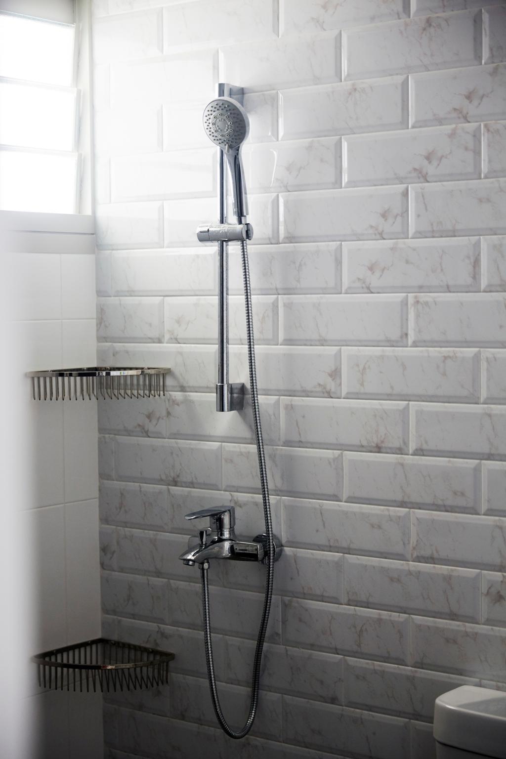 Modern, HDB, Bathroom, Punggol Bayview, Interior Designer, The Interior Lab, Scandinavian
