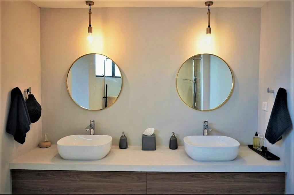 Eclectic, Condo, Bathroom, Bayshore, Interior Designer, Regiis Design