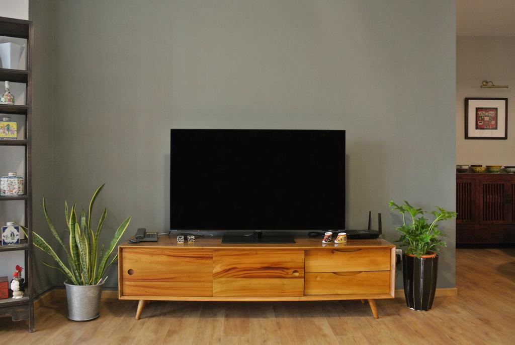 Transitional, Condo, Living Room, Bullion Park, Interior Designer, Regiis Design
