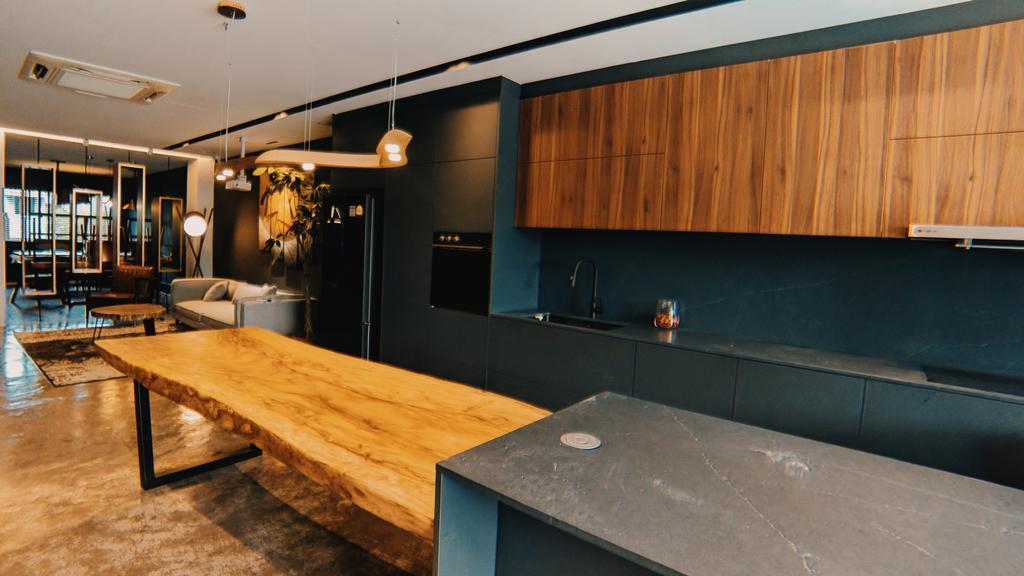 Showroom, Commercial, Interior Designer, Regiis Design, Contemporary, Scandinavian