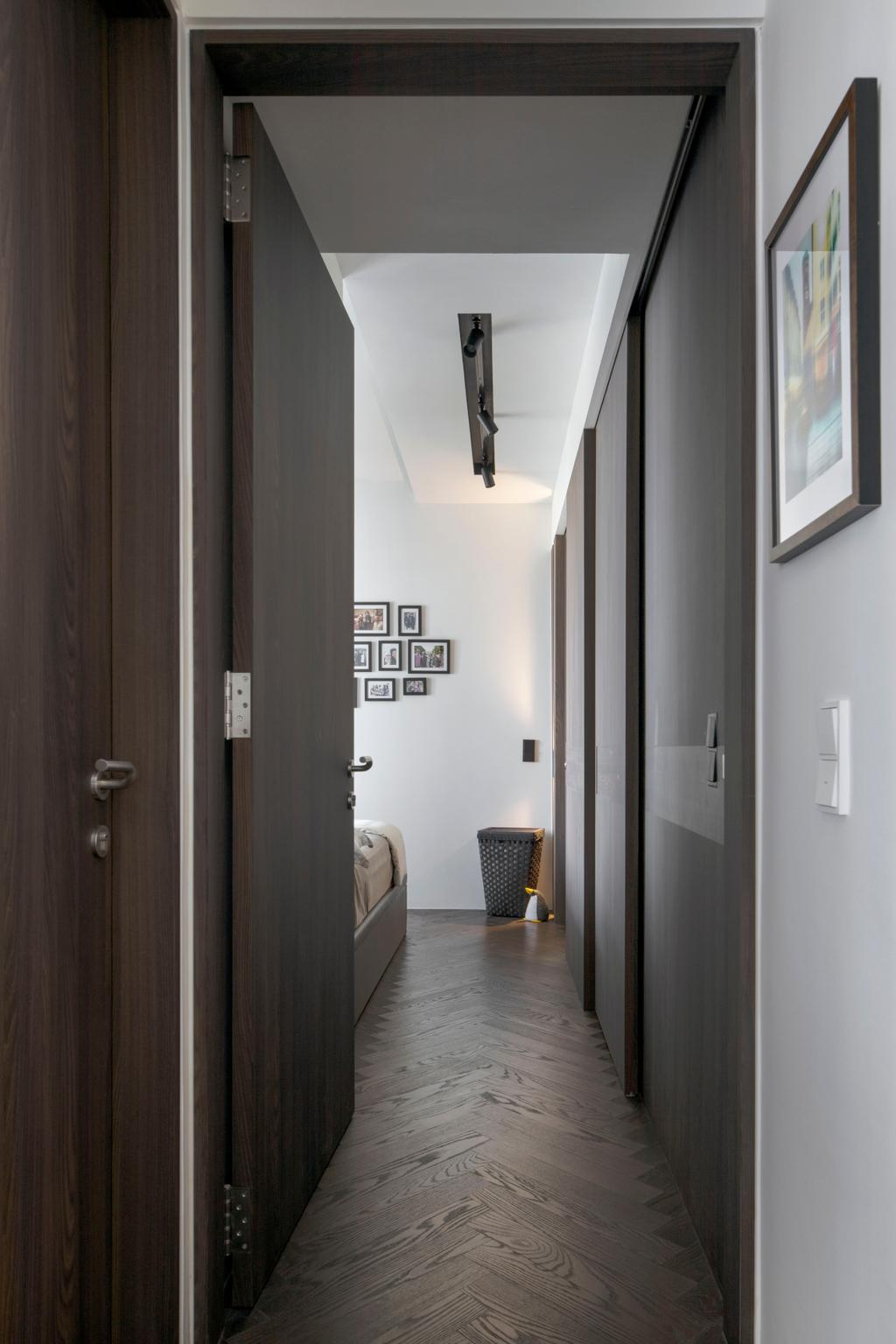 Contemporary, Condo, Spottiswoode Residence, Interior Designer, Fuse Concept