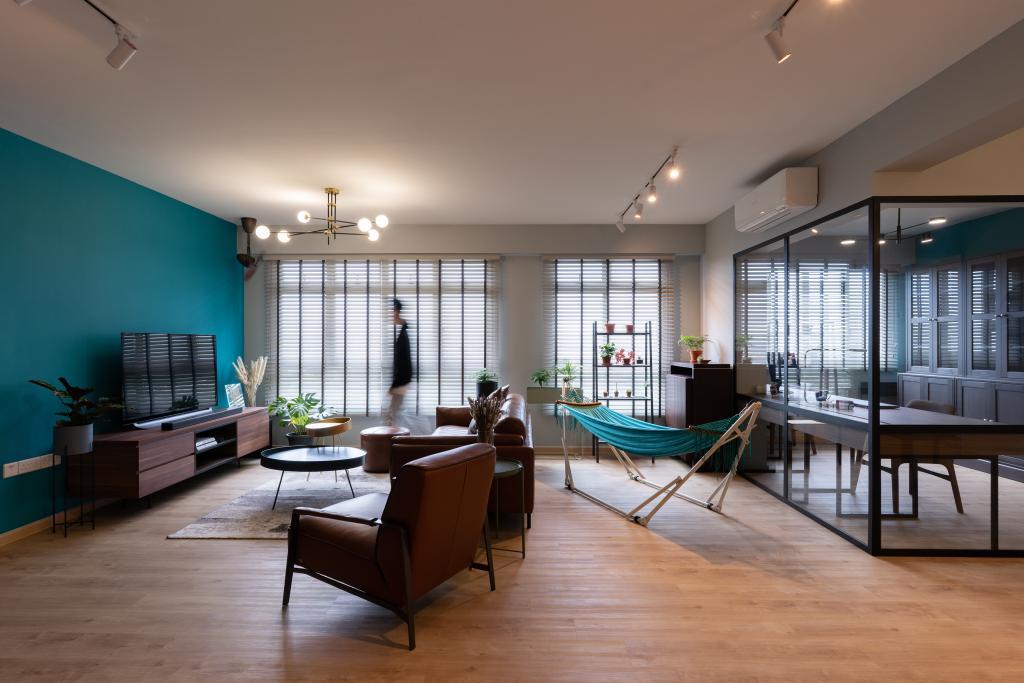 Woodlands Street 13 by Arche Interior