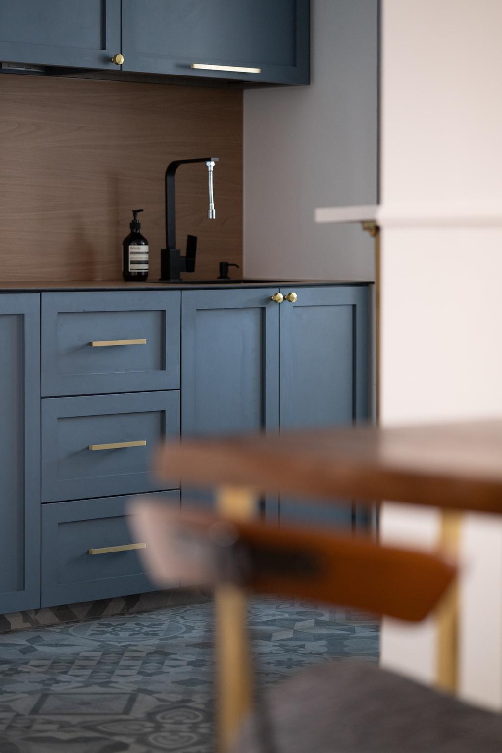 Contemporary, HDB, Kitchen, Commonwealth Drive, Interior Designer, Arche Interior