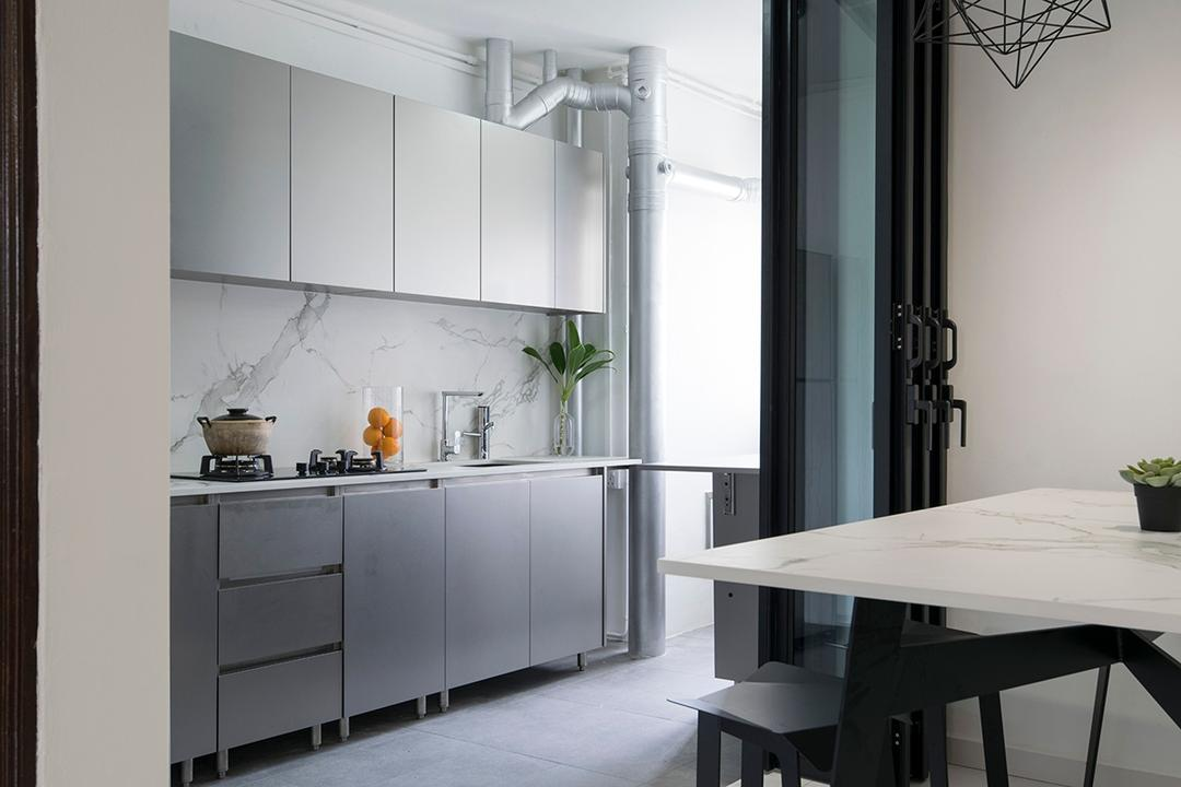 stainless steel kitchen cabinets singapore