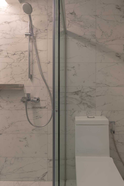 Modern, Condo, Bathroom, Toa Payoh Crest, Interior Designer, Arche Interior