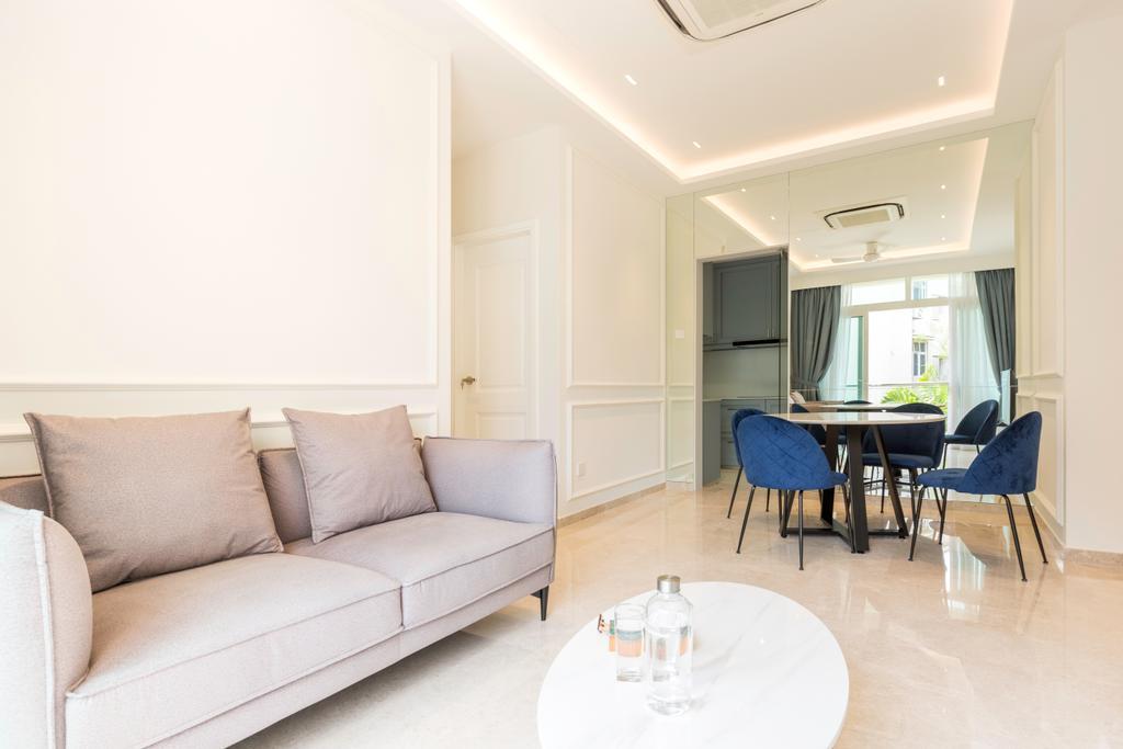 Contemporary, Condo, Living Room, The Geranium, Interior Designer, Artitecture